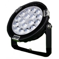 Projecteur 9W RGB + Variation de blancs + dimmable