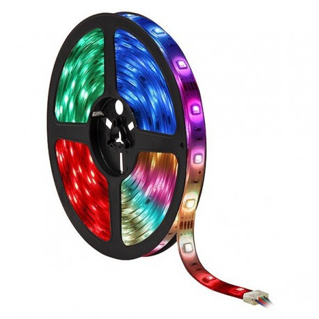 Ruban Led RGB 5 mètres 60Led/m, IP64